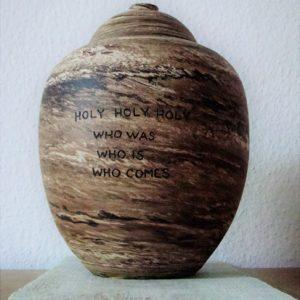 Spirituelle Keramik Holy