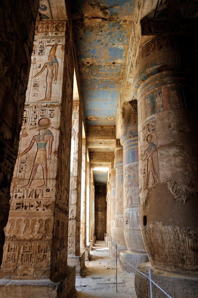 Graffiti in aegypten