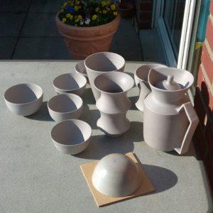 Spirituelle Keramik Milk