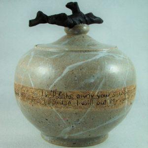 Spirituelle Keramik New Heart