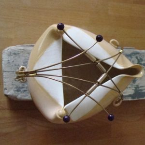 Spirituelle Keramik Pitcher