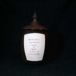 Spirituelle Keramik Strength