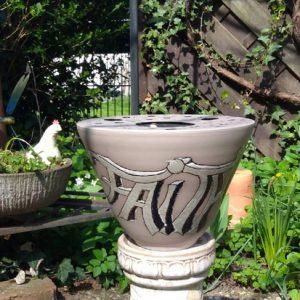 Spirituelle Keramik Faith