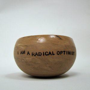 Spirituelle Keramik Radical Optimist