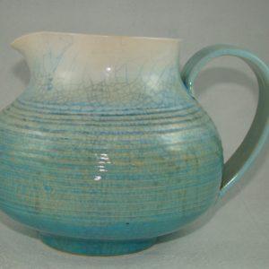 Spirituelle Keramik Krug Craquelee